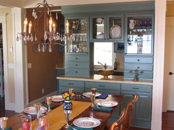 Butler pantry paint color