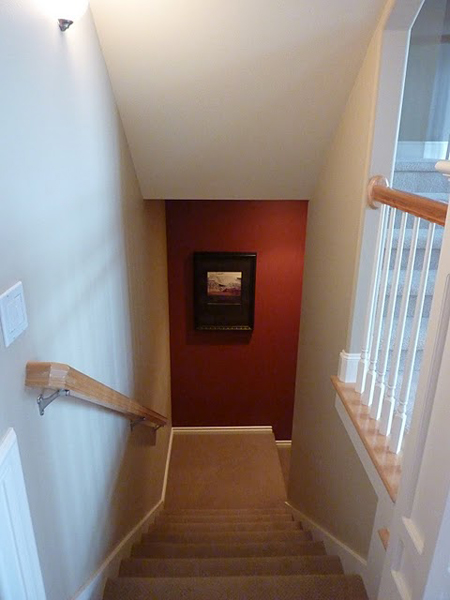 Stairwell paint color